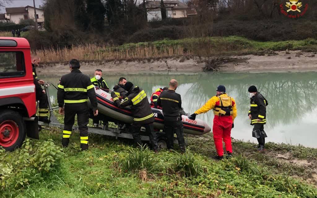 Corpo di un 66enne scomparso è stato recuperato nel fiume Liri ad Arce