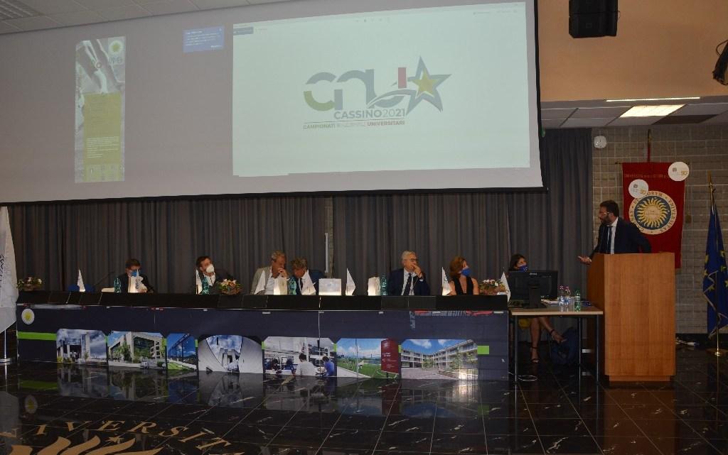 Annullata l'edizione 2021 dei CNU che  si svolgeranno comunque a Cassino l'anno prossimo