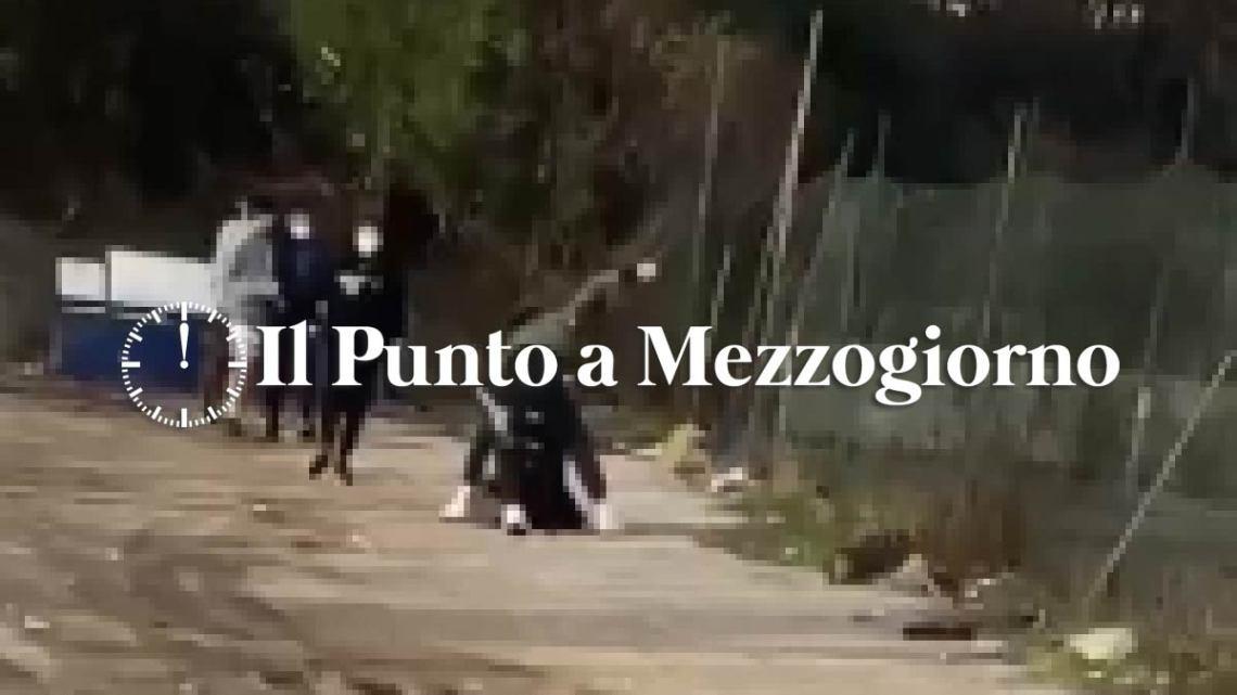 """Cervaro – Scrive """"Sei bellissima"""" ad una ragazzina su Facebook e il rivale lo pesta – Il Video"""