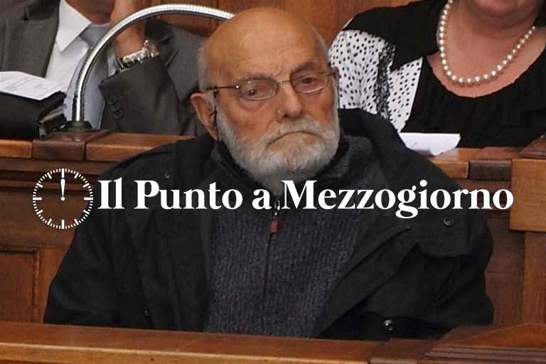 Cassino – Addio all'ex sindaco Francesco Gigante