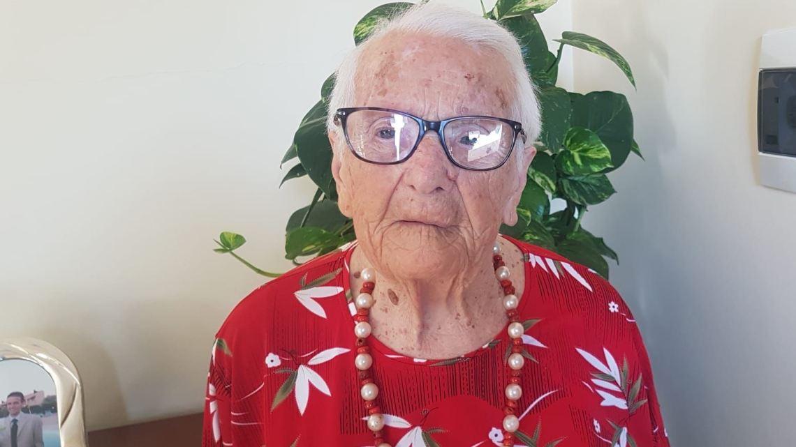 Sora – Agnese Petitta compie cento anni