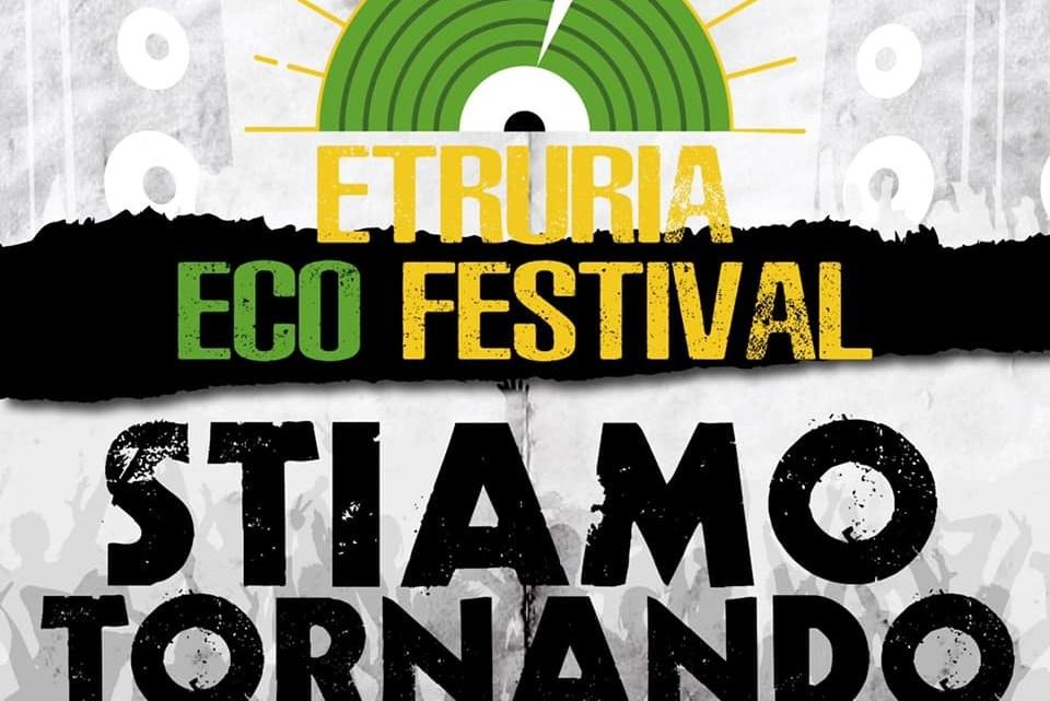 Etruria Eco Festival 2021, ad agosto la 15esima edizione sulla spiaggia degli Etruschi a Cerverteri