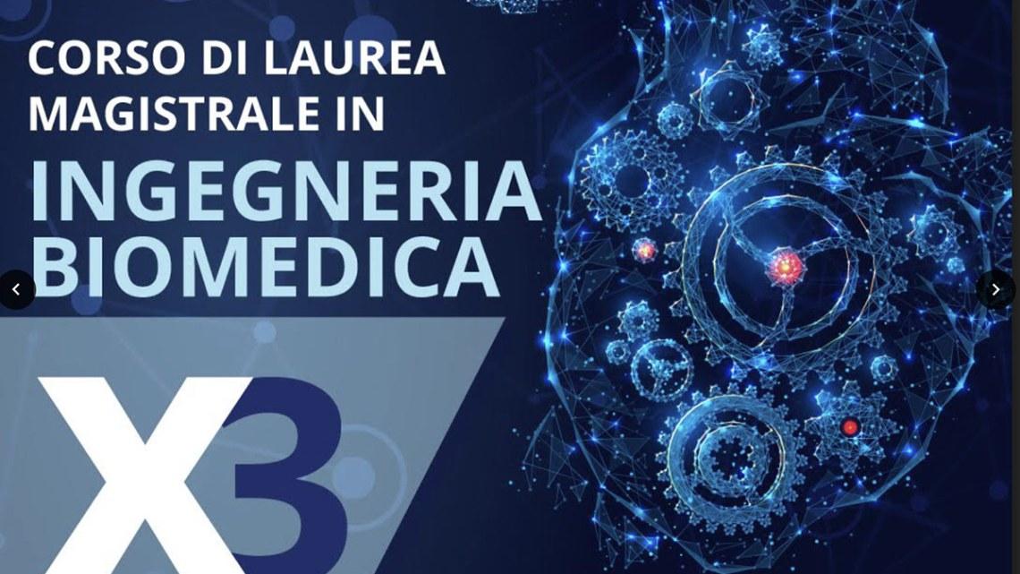 Università Cassino – nasce il corso di laurea inter-ateneo in Ingegneria Biomedica