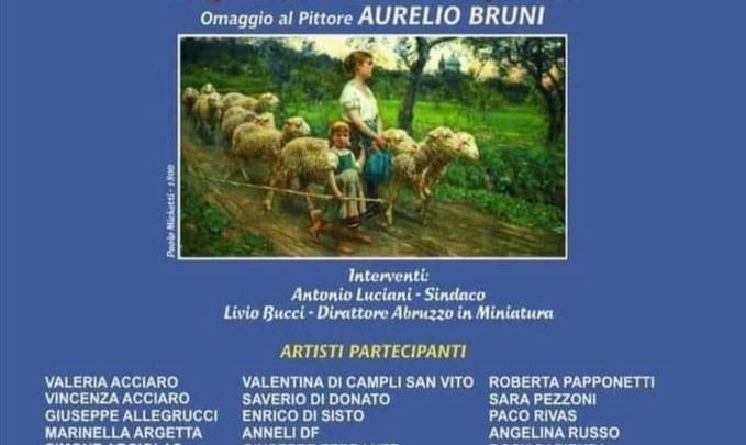 """Francavilla a mare; Al """"X Simposio Internazionale"""" opere di Ferrari, Carrai, Russo, Argetta e Cersosimo"""