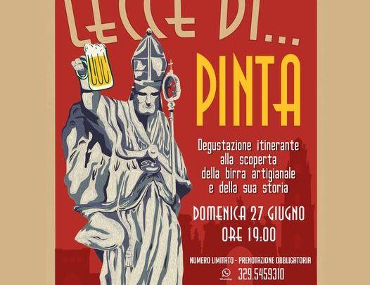 SULLE VIE DELLA BIRRA. Lecce Di…Pinta. Con la cargobike per una degustazione itinerante