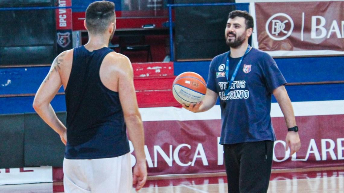 Alessio Neri confermato come Assistant Coach della prima squadra e Responsabile del settore giovanile della BPC Virtus Cassino