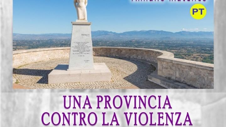 Domani 3 luglio a Castro dei Volsci 'Una Provincia contro la violenza'