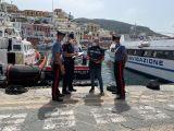 Ispezione dei carabinieri Nas a Ponza, 16 esercizi sanzionati per inosservanze igieniche e misure anti covid