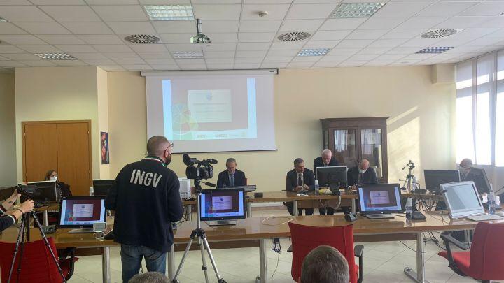 L'Istituto Nazionale di Geofisica e Vulcanologia apre a Cassino una sede distaccata