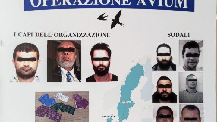 Frosinone- La polizia di Stato esegue ordinanza di custodia cautelare a carico di un cittadino libanese