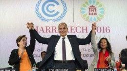 COP22 una nuova coscienza verso la sostenibilità