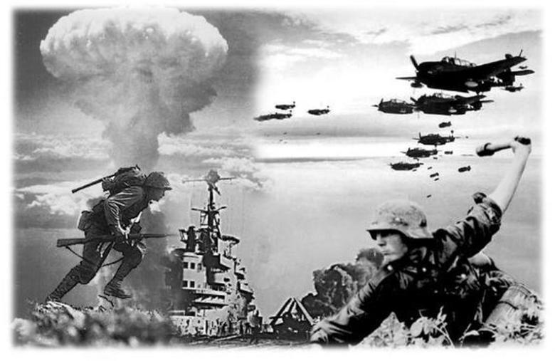 scene II Guerra Mondiale