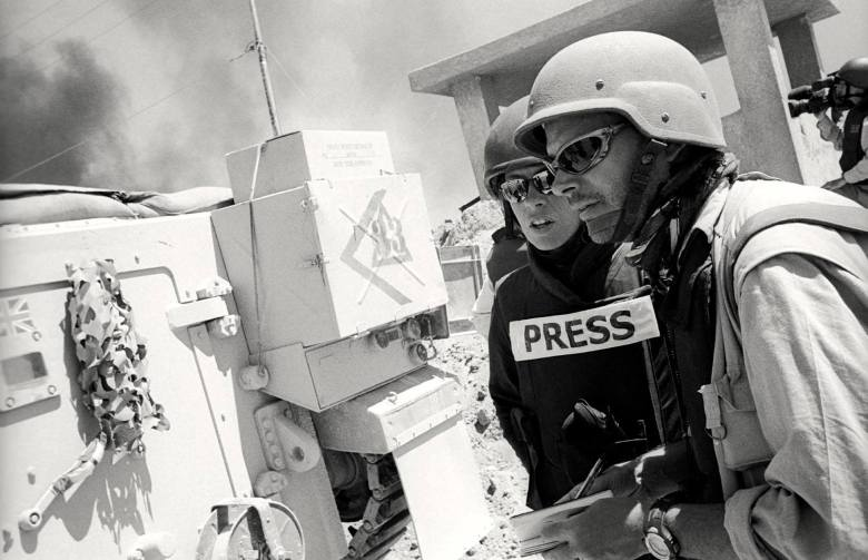 Una comunicazione da guerra