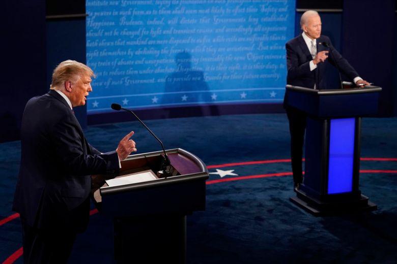 primo dibattito Trump Biden