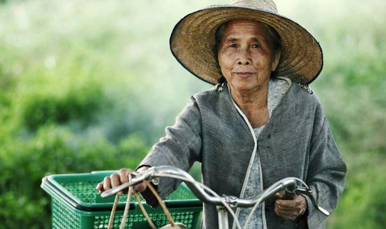 Donna di Okinawa