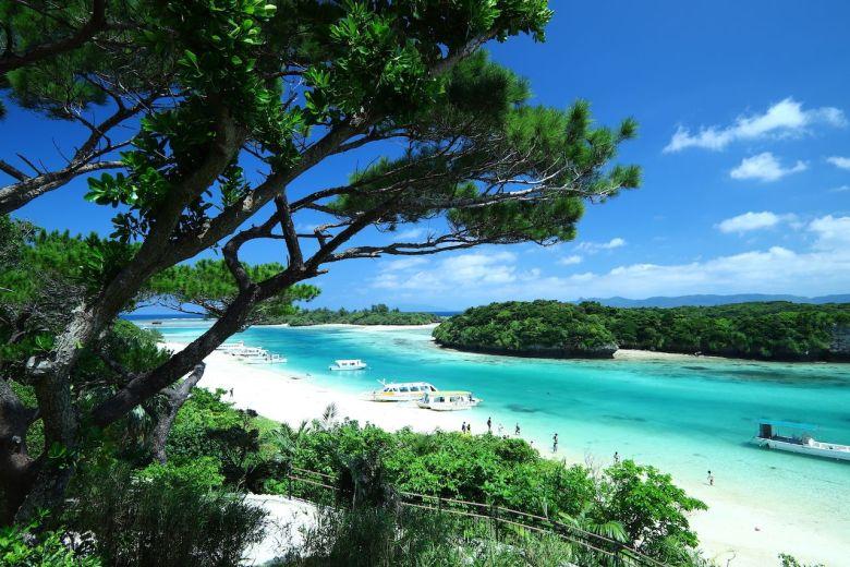 Panorama di Okinawa