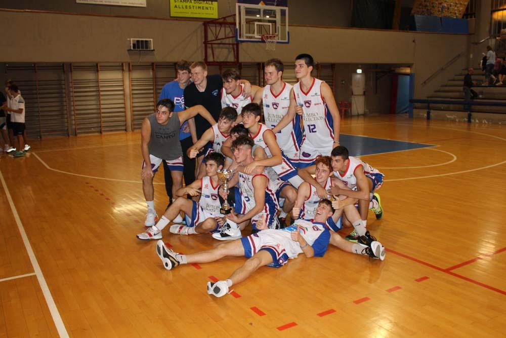 Quattro giorni di basket in memoria di Tullio