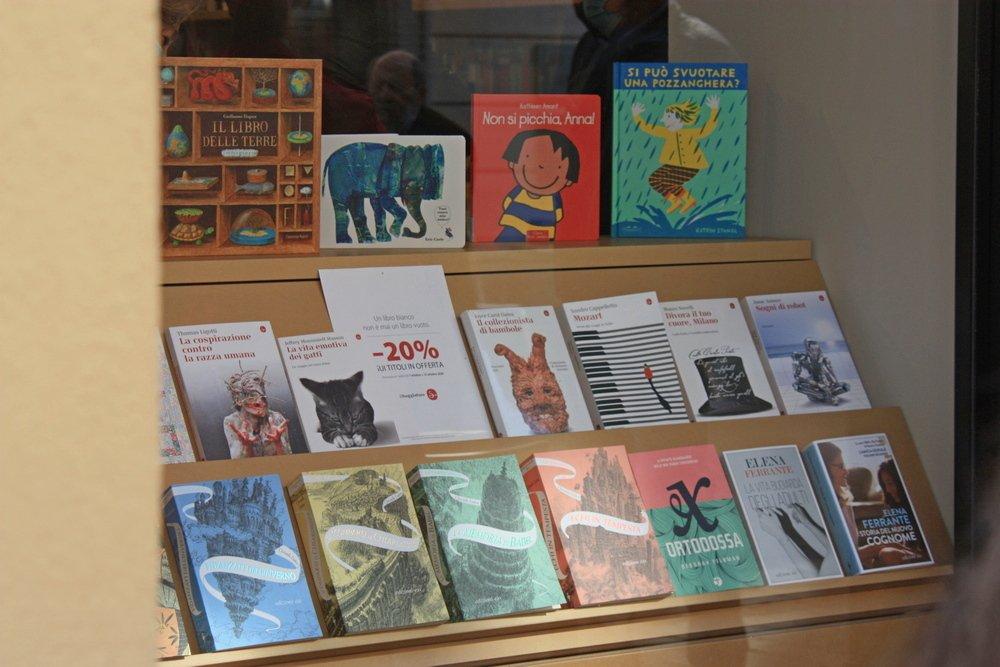 Finalmente una libreria a Villasanta!