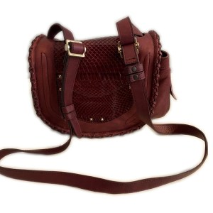Schoulder bag by Gitane Rhapsody (Paris) – red