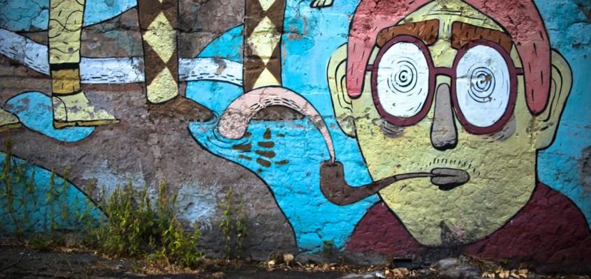 Street art di Roma