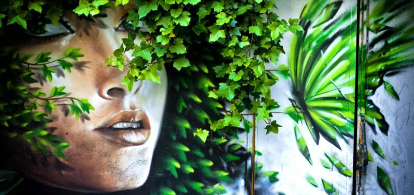 Street art di Milano quartiere Isola