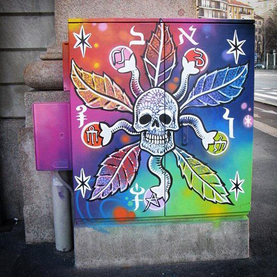 Energy Box a Milano: Mambo in Porta Venezia Photo by Atomo1987