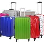 レンタルスーツケースのいろいろ有ります