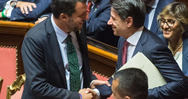 Draghi al servizio di Confindustria: la sciocchezza di Domani, Fatto e Manifesto nostalgici di Conte e Lega