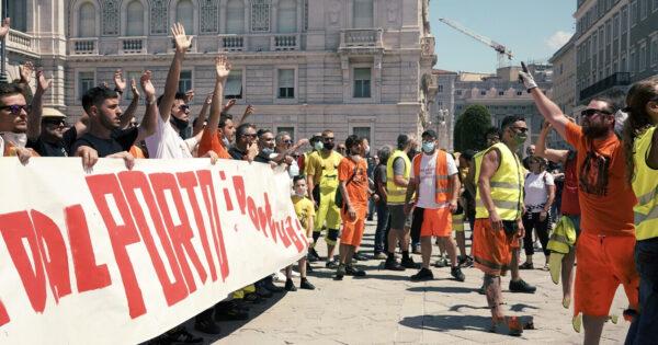 Green pass e proteste: che cosa sta accadendo davvero al porto di Trieste