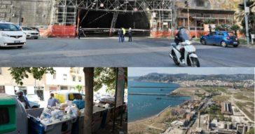 Galleria Vittoria, Bagnoli e rifiuti: tutti i guai lasciati da de Magistris
