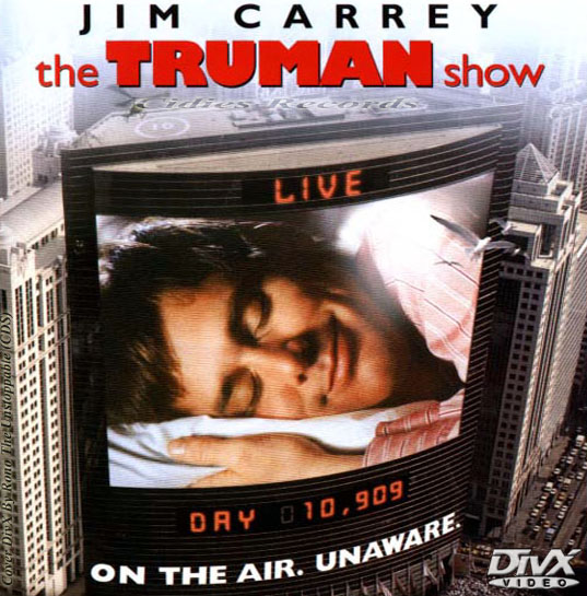 tok essay truman show Lori magro 101 truman show analytical essay the film, the truman show, outlines the encounters associated with morality, immorality and amorality that is high.
