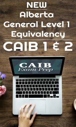 Level up your career with a CAIB designation. Your career starts here.