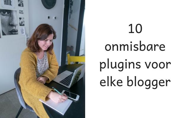 10 onmisbare plugins voor elke blogger