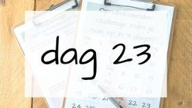 dag 23