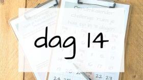 dag 14