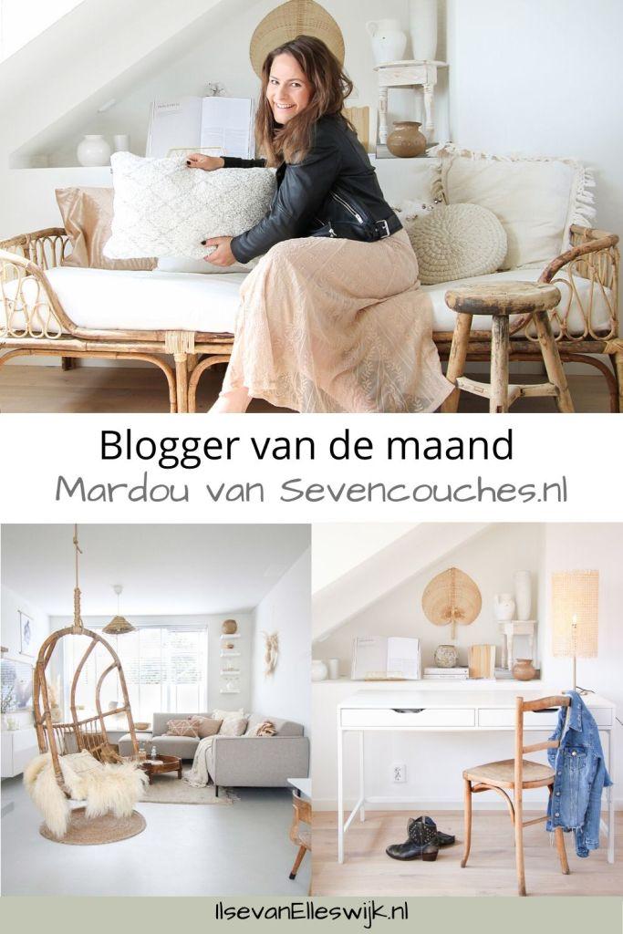 blogger van de maand: mardou van sevencouches.nl