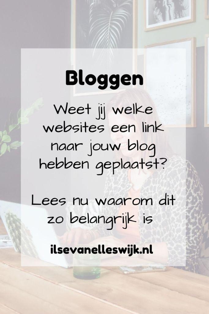 nieuwe links bloggen