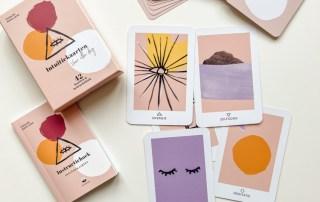 intuïtiekaarten elke dag kaart trekken