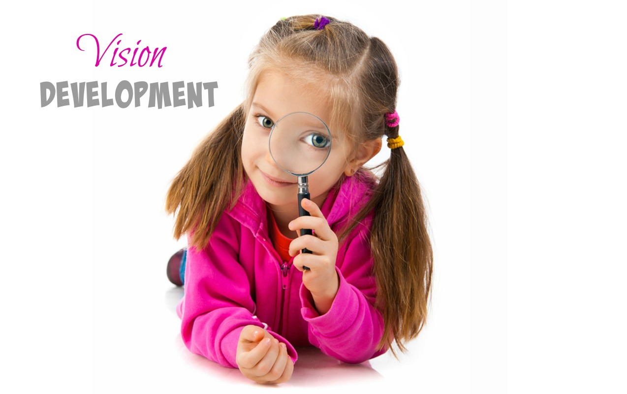 Vision Development Not Glasses May Be The Answer To Reading