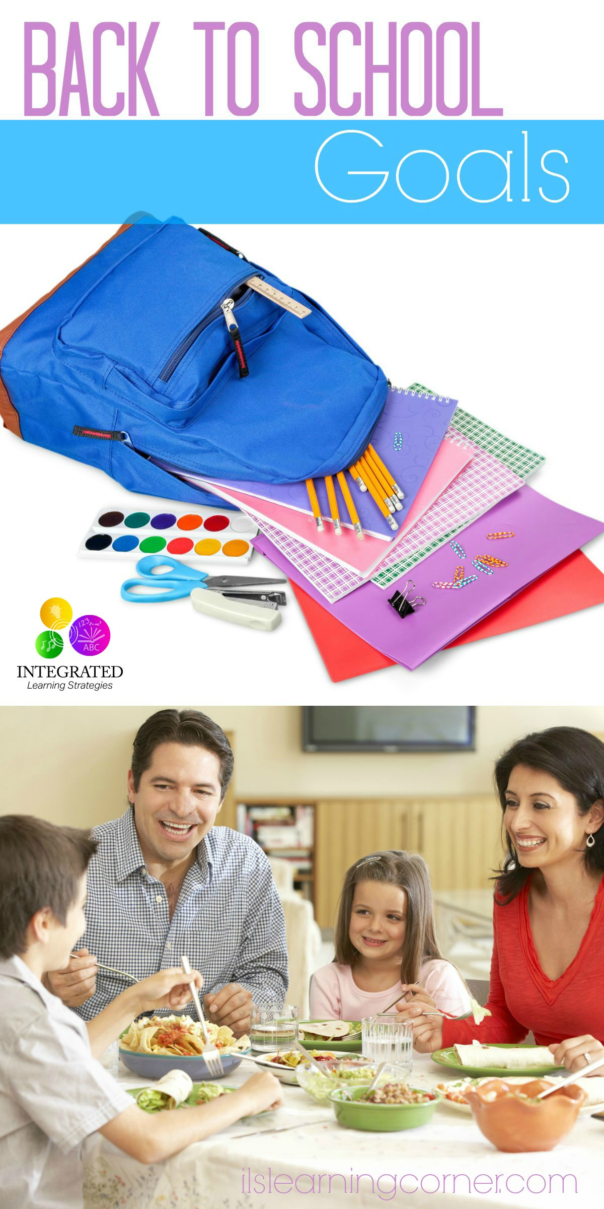 Back To Basics With Back To School Goals