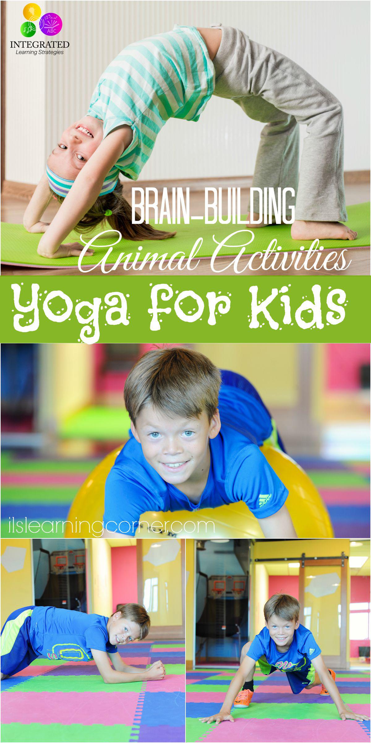 Animal Exercises To Organize And Awaken Your Child S Brain