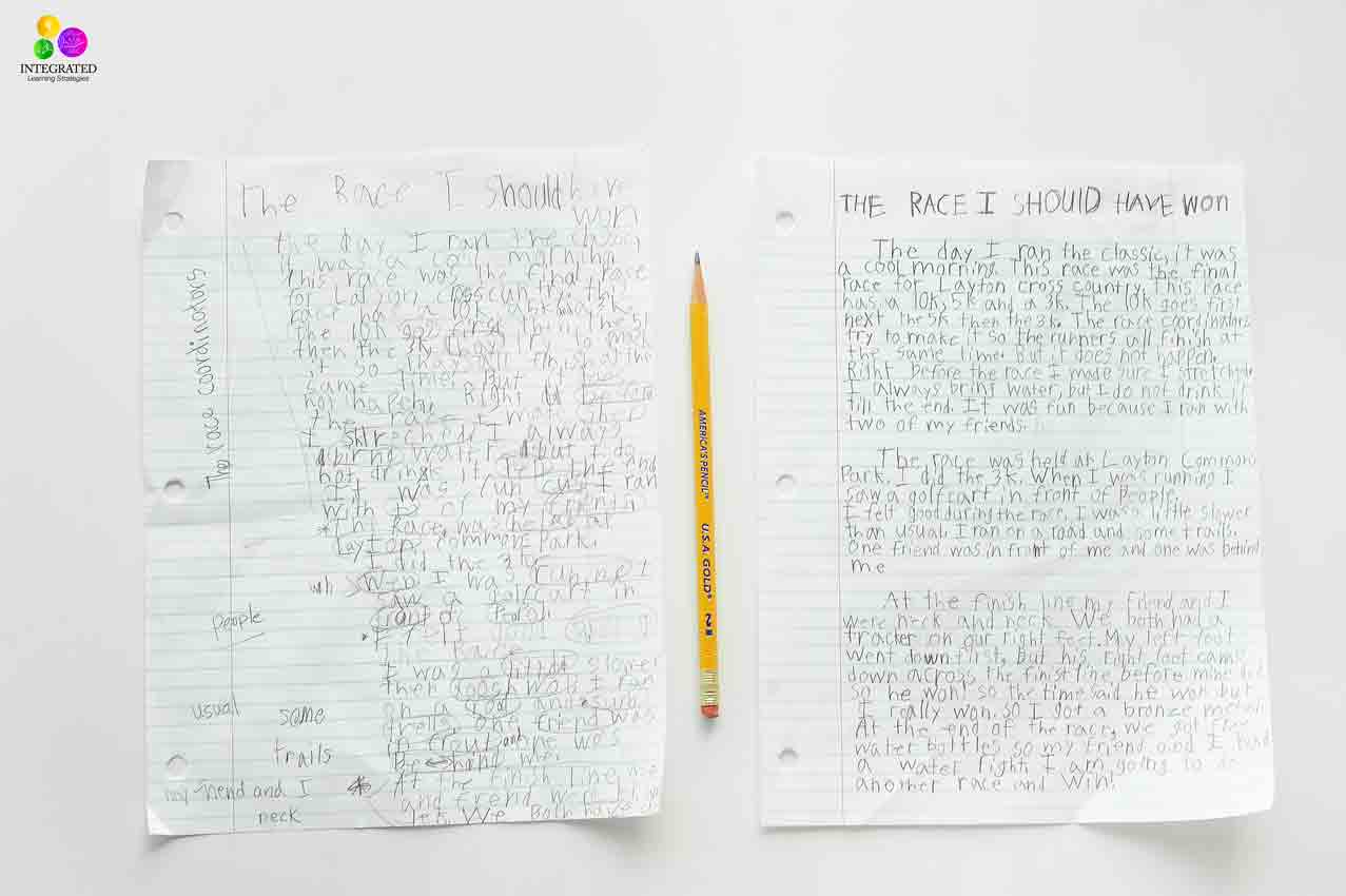 Handwriting Results Show Importance Of Child S Fine Motor