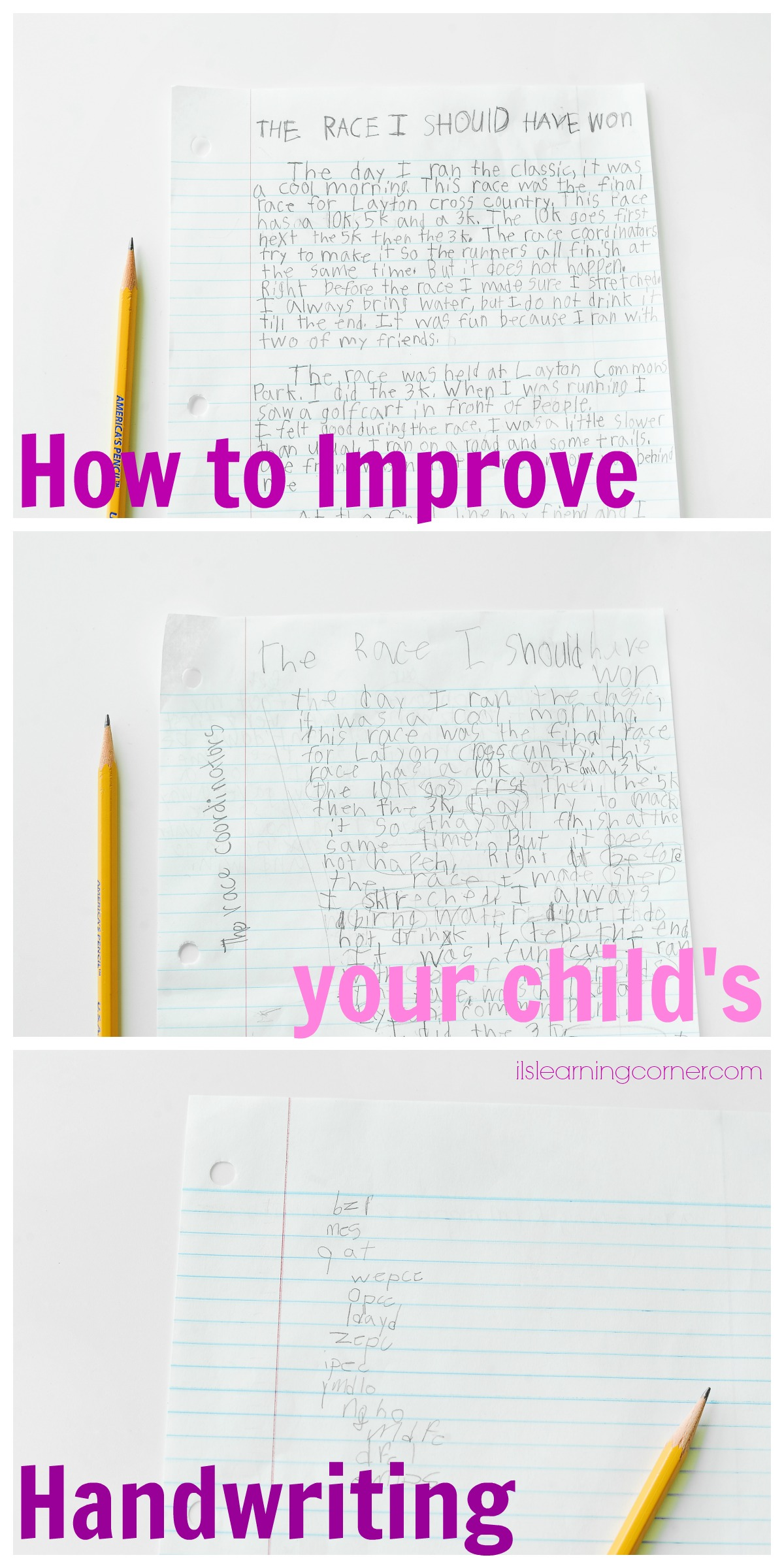 Handwriting Fine Motor Activities Gallery