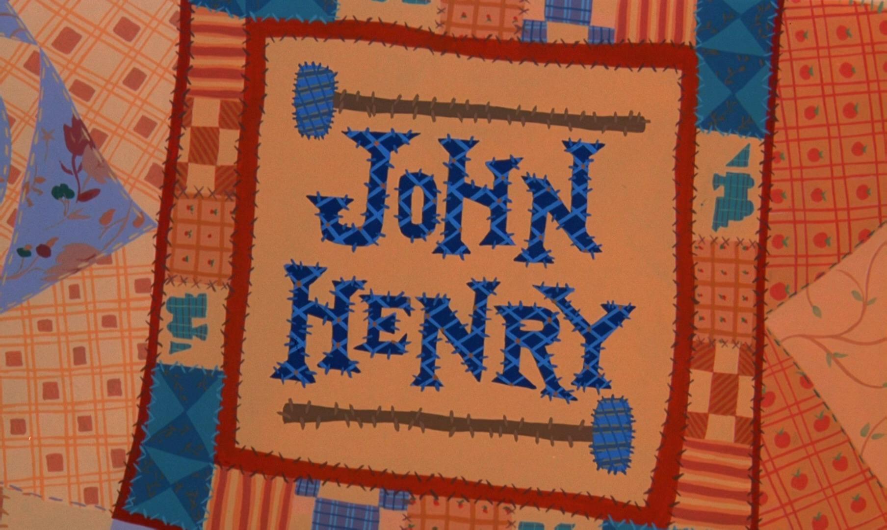 John Henry The Disney Compendium