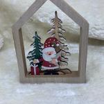 Cornice Babbo Natale