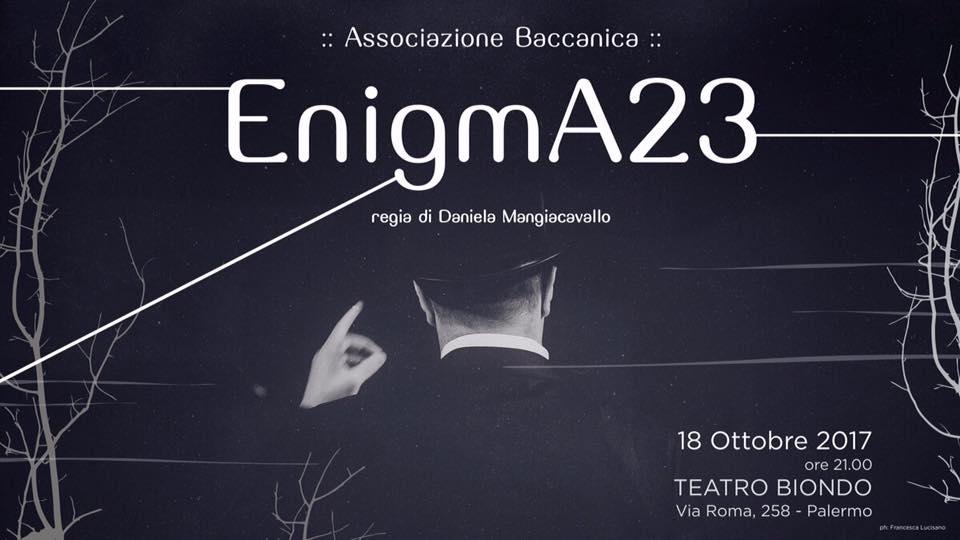 Da detenuti ad attori in teatro, la metamorfosi con EnigmA23