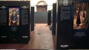 Van Gogh multimedia si sposta a Monreale