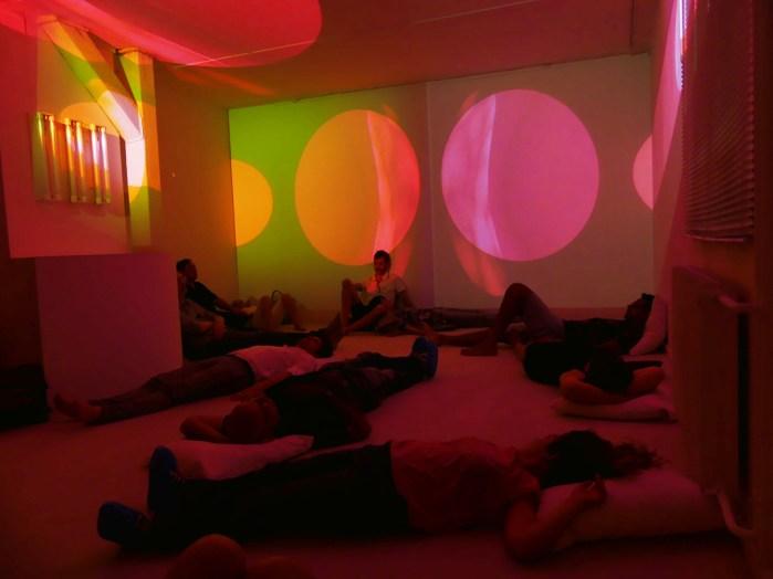 Il Suono in Mostra 2017 - Galleria Spazioersetti - Della Marina - Zucchi - THE DREAM - photo Lara Carrer
