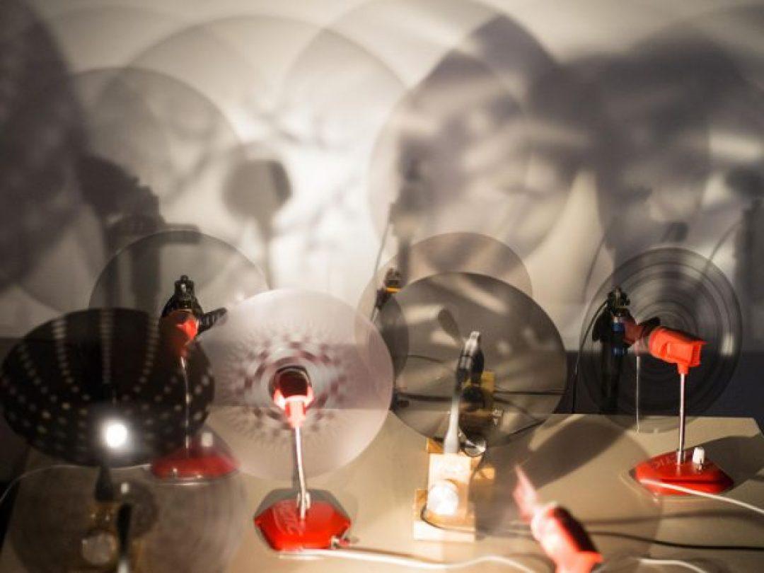 Klaus Filip and Noid - sonic luz - workshop