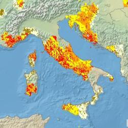 Italia 2017: siccità e effetto deserto